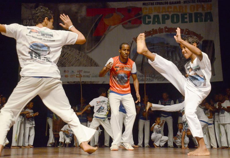 Camaçari Open de Capoeira